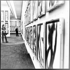 20150823_1348 (bloodyandwhite) Tags: blackandwhite film sign japan square tokyo asia kodak exhibition hasselblad hiragana