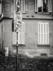 20151005-0367-Edit (www.cjo.info) Tags: 18tharrondissement 18èmearrondissement bw buttemontmartre europe europeanunion france m43 m43mount microfourthirds montmartre nikcollection olympus olympusmzuikodigitaled918mmf4056 olympusomdem10 paris rueduchevalierdelabarre silverefexpro silverefexpro2 westerneurope apartmentbuilding architecture blackwhite blackandwhite building cobblestone decay digital monochrome oldbuilding onlybicycles pavement sets shutters sign stone street technique urban window geocountry exif:make=olympusimagingcorp geocity camera:model=em10 geostate exif:aperture=ƒ63 exif:focallength=18mm geolocation geo:lon=2342415 exif:isospeed=200 exif:lens=olympusm918mmf4056 camera:make=olympusimagingcorp exif:model=em10 geo:lat=48887025