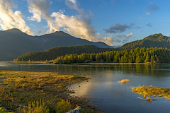 _DSC0733 (Xfour00) Tags: sunset lake canada mountains reflection vancouver landscape bc outdoor britishcolumbia sony hill peak shore handheld marsh alouette dyke mapleridge pittlake goldenears wildlifepreserve pittmeadows mountainridge managementarea pittaddington sel28f20 sonyfe28mmf2 a7r2