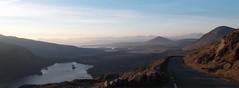 Healy Pass, Beara Peninsula, County Cork, Ireland (oldrockerward) Tags: road ireland wild lake mountains beautiful landscape scenery view cork horizon pass scenic eire healy impressive rugged beara healypass wildatlanticway