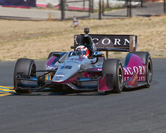 James Jakes (Titanium Man) Tags: indycar sonomaraceway jamesjakes izodindycarseries rahallettermanlaniganracing