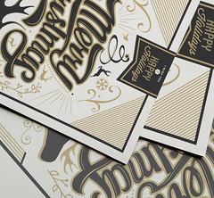 Typography christmas card design 2015 (lemongraphic) Tags: christmas reindeer card merrychristmas happynewyear christmascard snowcard typographychristmas typographycard christmas2015 2015card newyear2016 typographychristmascard christmas2015card elkcard