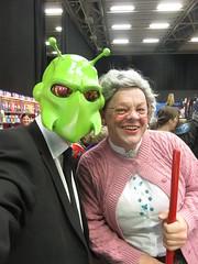 Sithmas (the_gonz) Tags: cool geek cosplay moth killer convention comiccon killermoth sithmas geekscomiccon killermothcosplay doncastercomiccon batmankillermoth geekssithmas