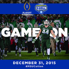 Photo representing 2015 Cotton Bowl Playoff Semifinal Game Tour