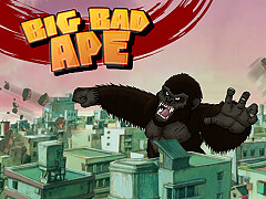 暴走大金剛(Big Bad Ape)