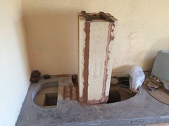 RMH0053 (velacreations) Tags: rmh woodburningstove rocketmassheater