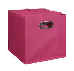 HTOTE6PKPK_2 (Find My Niche) Tags: niche cubo cube storage cubestorage openstorage bookshelf nightstand mediastorage home organization modular expandable custom customizable multipurpose multiuse closet organizer homestorage pc1211 fabric bin tote canvas htote htotepk htote6pk pink hotpink fuschia pinkstorage pinkbins pinktotes bright neonpink pinkcubes