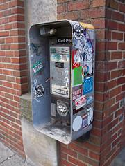 OH Kent - Payphone (scottamus) Tags: ohio abandoned broken dead kent phone telephone payphone pay portagecounty