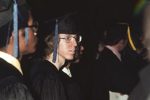 Grahm Jr College Class of 1975 Graduation