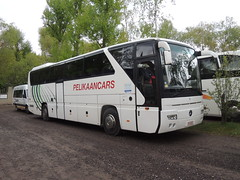 DSCN6062 Pelikaancars nv, Tielt-Winge PIJ-021 (Skillsbus) Tags: buses coaches germany belgium mercedes tourismo pelikaancars