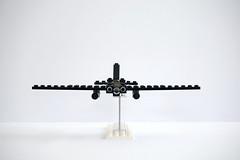 Lockheed U-2 (microairliner) Tags: lockheed u2 lego micro microscale microfighter aircraft airplane air