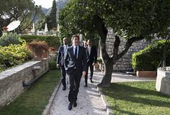 Il Presidente Renzi presenta il logo del G7 a Taormina (Palazzochigi) Tags: matteorenzi presidentedelconsiglio taormina