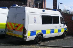 5033 - Cheshire - DK03 KDE - 011 (Call the Cops 999) Tags: uk gb united kingdom great britain england 999 112 emergency service services vehicle vehicles