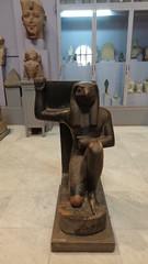 Horus - Egyptian Museum (Rckr88) Tags: egyptianmuseum egyptian museum horus cairo egypt museums ancientegypt ancient africa travel pharoah pharoahs travelling