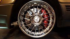 "Keskin KT-4 chrome 18"" 9,5"" Mercedes AMG wheels big brake set 8 calipers 360mm brake discs (essirs) Tags: add tags beta r231 r230 r172 w212 w211 w221 w222 w202 w210 r171 r170 carlsson lorinser brabus w140 w124 r129 mercedes kt4 keskin brakes amg chrom tire rim wheel circle round indoor"