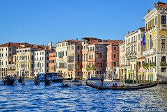 Canal Grande (AnnieWilcoxPhotography) Tags: travellingwithacamera nikon awp wwwanniewilcoxcouk venetian mediterranean 2016 venezia anniewilcoxphotography canalgrande canal watertaxi vaporetti grandcanal waterbus venetianrowingboat photography gondola gondolier october d7000 europe travelphotography anniewilcox