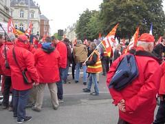LA CGT (marsupilami92) Tags: frankreich france hautsdefrance somme 80 amiens goodyear syndicat cgt solidaires soutien manifestation justice appel