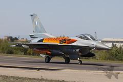 General Dynamics F-16C 005 (Newdawn images) Tags: generaldynamics f16c 005 greekairforce 335mira natotigermeet ntm zaragoza spain military militaryjet jet jetfighter canoneos5dmarkii canonef70200mmf4lisusm