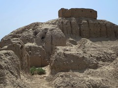 Temple of Enlil (D-Stanley) Tags: sumerian enlil nippur iraq ziggurat parthian