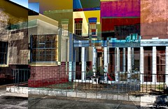 New ones come in as the old ones go (Kathryn Louise18) Tags: architecture city buildings art abstract surreal canon digitalart manipulation digitalmanipulation contemporary modern photograph graphicdesign textured layered surrealism surrealist contemporaryart conceptualart surrealart abstractart color gratefuldeadlyrics roberthunterlyrics florida sanford