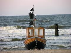 2009-08-07 Boat (beranekp) Tags: germany deutschland usedom ckeritz ostsee boat schiff