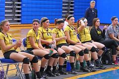IMG_10374 (SJH Foto) Tags: girls volleyball high school lampeterstrasburg lampeter strasburg solanco team tween teen east teenager varsity sidelines bench candid