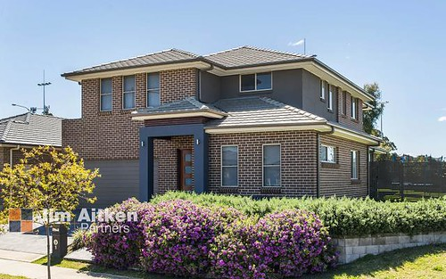 1 Bonney Crescent, Jordan Springs NSW 2747