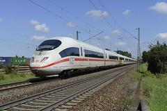 403 051 bei Ulm 07.08.16 (w. + h. brutzer) Tags: ulm