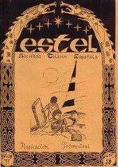 Sociedad_Tolkien_Espanola_Revista_Estel_18_portada (Sociedad Tolkien Espaola (STE)) Tags: ste estel revista tolkien esdla lotr