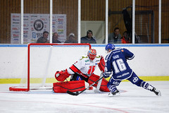 rebro - Leksand 2016-09-01 (Michael Erhardsson) Tags: leksand if lif 2016 ishockey svensk leksands match rebro hockey kumla trningsmatch september janos hari straff julius hudacek