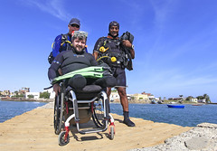 07.11 05 (KnyazevDA) Tags: diver disability undersea padi paraplegia amputee underwater disabled handicapped owd aowd scuba