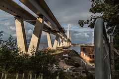 Oct2016_004 (Jistfoties) Tags: forthbridges newforthcrossing queensferrycrossing pictorialrecord forth southqueensferry construction civilengineering