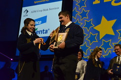 ffa-16-316 (AgWired) Tags: 89th national ffa convention indianapolis indiana agriculture education agwired new holland