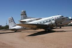 Douglas C-117D Bu 50826 ex US Marines (Retro Jets) Tags: c117 pima usmc