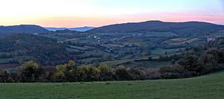 Panorama du Val Lamartinien
