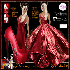 NEW CHRISTMAS gown & heels 2016 - ALB SHANI by AnaLee Balut (AnaLee Balut) Tags: analeebalut albdreamfashion alb annaleebalut christmas christmastime slchristmas sladvent slholidays xmas slgowns gowns heels weihnachten slink maitreya tmp belleza fitmesh classic redcarpetdress redcarpet gown mesh slmesh