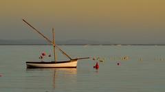 Gulf of Oristano (jan.stefka) Tags: canoneos7d sardinie boat sardegna evening 2016 sardinia