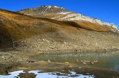 Val Corno (dino_x) Tags: nufenen panorama landscape mountains alpi alps switzerland lago lake water acqua montagna allaperto nature riflessi reflections paesaggio roccia neve ghiaccio autumn autunno