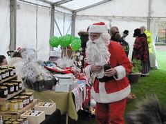 Shopping Santa (Thomas Kelly 48) Tags: lumix panasonic fz150 santa santaclaus maghull