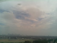 Sydney 2016 Dec 05 09:48 (ccrc_weather) Tags: ccrcweather weatherstation aws unsw kensington sydney australia automatic outdoor sky 2016 dec morning