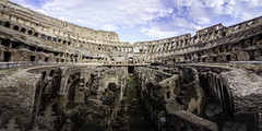 Colosseum, Rome (Hero32) Tags: 2014 23mm fuji hero scad train backpacker summer x100s rome backpacking studyabroad italy travelphotography panorama fujifilm