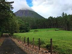 #VolcanArenal #Centroamerica #CostaRica #Grass #Green #Volcano #ArenalVolcano #PuraVida #Clouds #Nubes #Vacaciones #LaFortuna #Alajuela #Volcanes #Travel #Trip #Traveling #VisitCostaRica #Latinoamerica