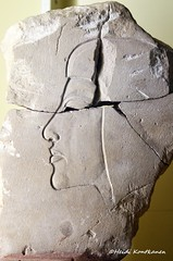 Amarna Period (konde) Tags: telelamarna amarnaperiod 18thdynasty trialpiece ancientegypt petriemuseum limestone art