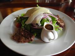 Steak Salad (Neil Noland) Tags: vietnam hanoi oldquarter food cuisine
