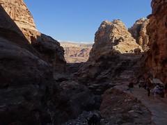 Onderweg naar A'Deir (the Monastery)