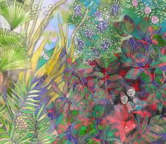 moomins_03 (Gi--Gi) Tags: moomin moomins silk batik paintingonsilk silkpainting холодныйбатик хендмейд хемуль туве янссон accessorize scarf