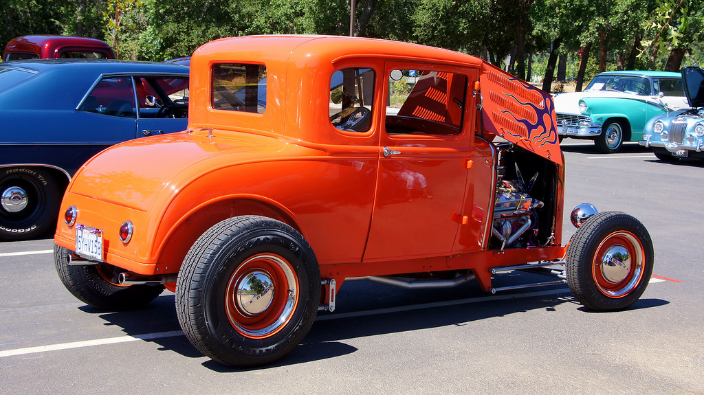 Car Show In Vacaville Ca