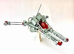 VicViper Porsche AstraFlash (Chiefrocker9000) Tags: oneloveforvicvipers glug swisslug slug afol legospace starfighter gradius nnovvember vicviper lego moc space porscheinspace