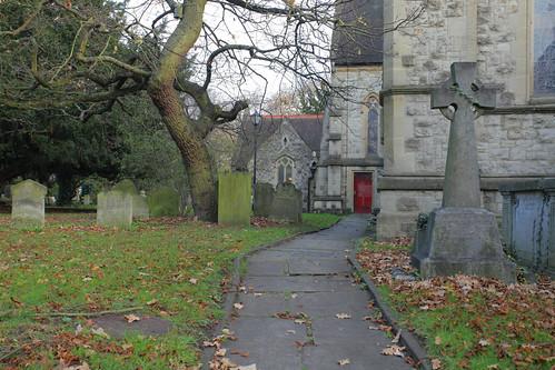 Churchyard @ Beckenham