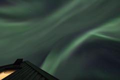 last arctic night (. Wolfwendy) Tags: auroraborealis northernlights arctic norway dark night stars sky magic dreamscape